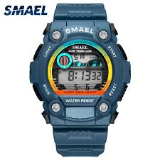 <b>SMAEL automatic sport men's</b> watch top Brand Luxury 50m ...