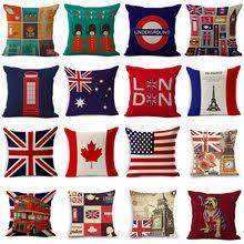 Best value London Pillowcase – Great deals on London Pillowcase ...
