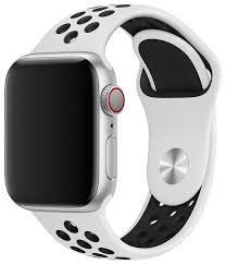 Купить Gurdini Спортивный <b>ремешок</b> Sport Band для Apple Watch ...
