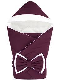 "Конверт-одеяло с капюшоном ""NewBorn"" Cherry <b>CherryMom</b> ..."