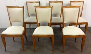 art deco french dining chairs art deco dining chairs