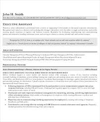 simple executive administrative assistant resume template resume templates for administrative assistants