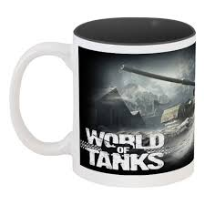 <b>Кружка</b> цветная внутри <b>World of</b> tanks #587625 в Москве – купить ...