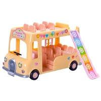 <b>Игровой набор Sylvanian</b> Families Двухэтажный автобус для ...