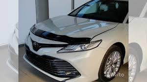 <b>Дефлектор капота</b> Toyota Camry V70 2017+ - <b>EGR</b> SG10 купить в ...
