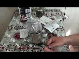 Видеобзор от покупателя на <b>Кофемолка CASO Coffee</b> Flavour