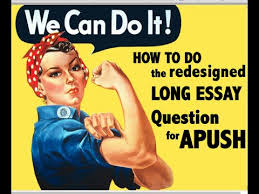 how to do the redesigned long essay for apush   youtube how to do the redesigned long essay for apush