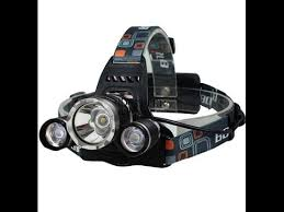 Unboxing My ANCHEER 5000LM Cree <b>XM L 3</b> x <b>T6 LED</b> Headlight ...