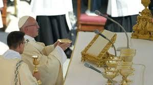 Mother Teresa Declared Saint Before Huge Crowds At Vatican ...