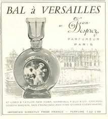 <b>Духи</b> Jean Desprez <b>Bal</b> A Versilles винтажные купить (Бал в ...