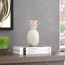 <b>Ceramic Pineapple</b> Decor | Wayfair