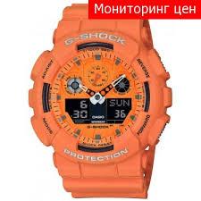 Купить наручные <b>часы Casio GA</b>-<b>100RS</b>-<b>4A</b> - оригинал в ...