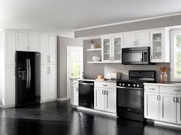 black appliance matte seamless kitchen: besides the fact that they are effective sophisticated and extremely trendy most of the middot kitchen black applianceswhite