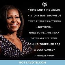 Michelle Obama Quotes About Education. QuotesGram via Relatably.com