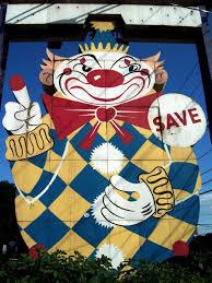 Resultado de imagem para the sinister clown