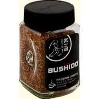 <b>Кофе Bushido</b> Black Katana <b>растворимый</b>, <b>сублимированный</b>