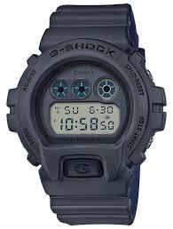 Наручные <b>часы CASIO DW</b>-<b>6900LU</b>-<b>8</b> — купить по выгодной цене ...