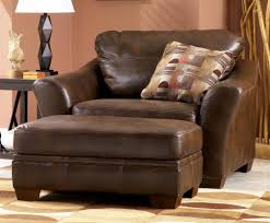 armchair living room geometric  awesome chair ottoman set modern brown leather modern accent chair wi