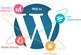PSD to Wordpress Conversion Services | Convert PSD to Wordpress