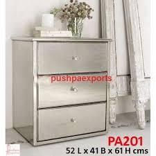 White <b>Metal Chest of Drawers</b>, अलमारी का दराज ...