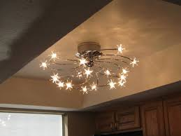 unique ceiling lights star ceiling lighting options