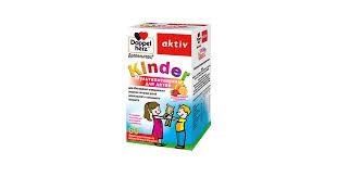 Доппельгерц® Kinder <b>Мультивитамины</b> для детей <b>жевательные</b> ...