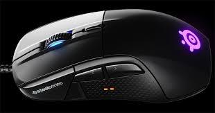 <b>Игровая мышь SteelSeries Rival</b> 710 снабжена OLED-дисплеем