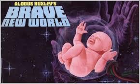 Resultado de imagen de brave new world huxley