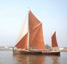 Image result for sailing barge