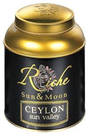 <b>Чай черный Riche</b> Natur Sun&Moon Ceylon sun valley — купить по ...