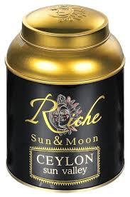 <b>Чай черный Riche Natur</b> Sun&Moon Ceylon sun valley — купить по ...