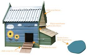 How to Convert a Chicken Coop into a Duck House   Modern FarmerBackyard chicken coops became en vogue years ago  but now that every other neighbor seems to have one  perhaps you want to be the first on your block to