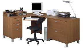 fetching furniture for home office design with various l shaped home office desks fair image black shaped office desks