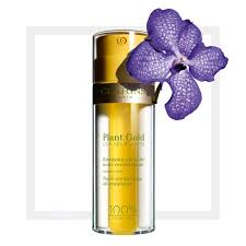 Питательная <b>эмульсия для лица</b> CLARINS® Plant Gold - L'Or des ...