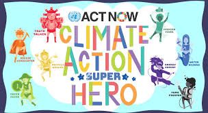 Climate Action <b>Superheroes</b> empower children to protect the planet ...