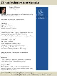 top  electrical engineer resume samples      gregory l pittman electrical engineer