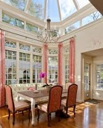 style dining room paradise valley arizona love: this is a great dining room that could double as a solarium lots of light
