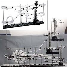 toy roller coaster space rail level 9 rail warp drive highest factor physics novelty intelligence develop toys