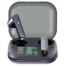 <b>R20 TWS</b> Bluetooth <b>Earphone</b> Wireless <b>Headphone</b> HD in-Ear ...