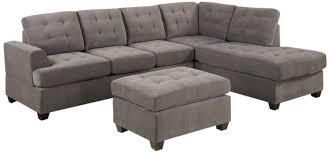 bobkona austin sofa chaise chaise lounge sofa modern