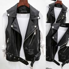 Ikrush Womens <b>Aisling</b> Biker Peplum <b>Faux Leather</b> Jacket S for sale ...