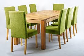 Fabric Dining Room Chairs Uk Vasa Modern Dining Chair With Removable Cover Green Funiquecouk