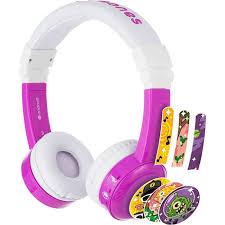 <b>Гарнитура BuddyPhones InFlight Purple</b>