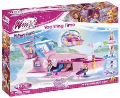<b>Конструктор COBI</b> Winx <b>Yachting Time</b> | в магазине mamico.md