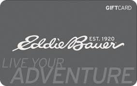 Eddie Bauer Gift Card Balance   GiftCards.com