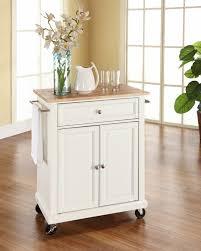 island carts for kitchen buy crosley furniture x natural wood top portable kitchen cart island