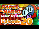 paper mario color splash ost extended