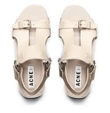 <b>Mcq Alexander</b> Mcqueen Rita Metal Bar Sandals (12.115 RUB) liked ...