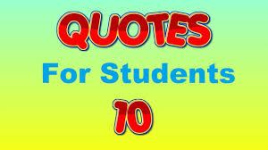 inspirational quotes for students inspirational quotes for students