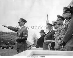 「1939, hitler's 50th birthday parade」の画像検索結果